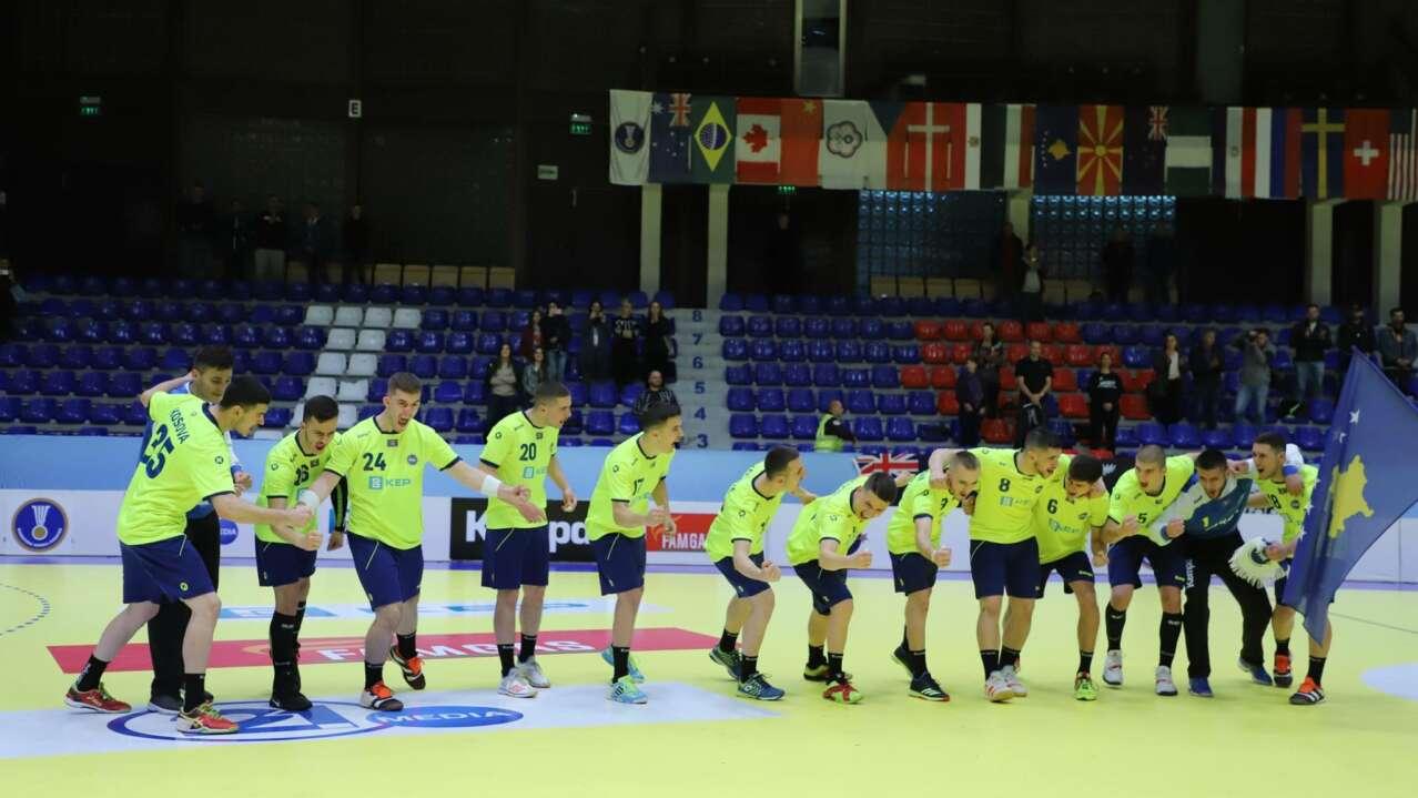 Kosova u19 meshkujt radhiten para lojes