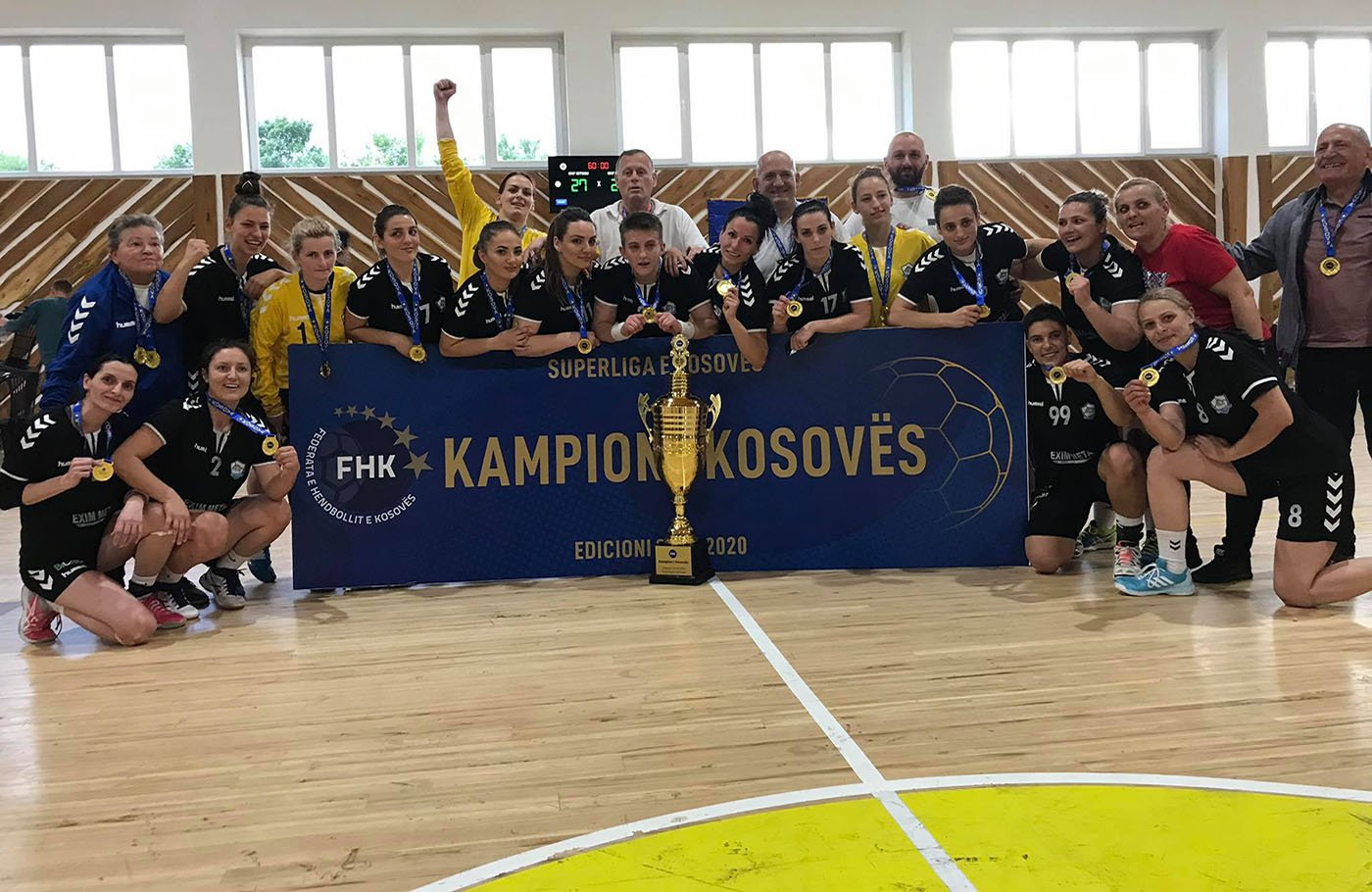 Ekipi i ferizajit para nje tabele me kupen e Kosoves