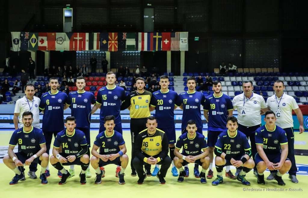 Kosovo Junior Handball Team