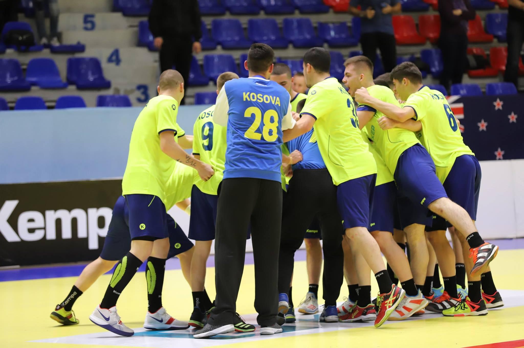 Perfaqesuesja u18 e meshkujve te kosoves