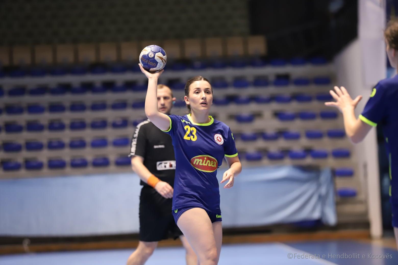 Lojtare me numer 23 ne akcion - Kastrioti FHK