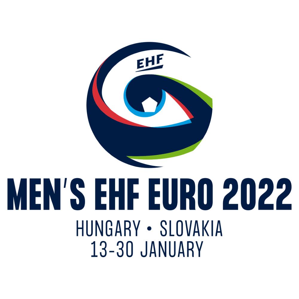 EHF Euro 2022 Logo